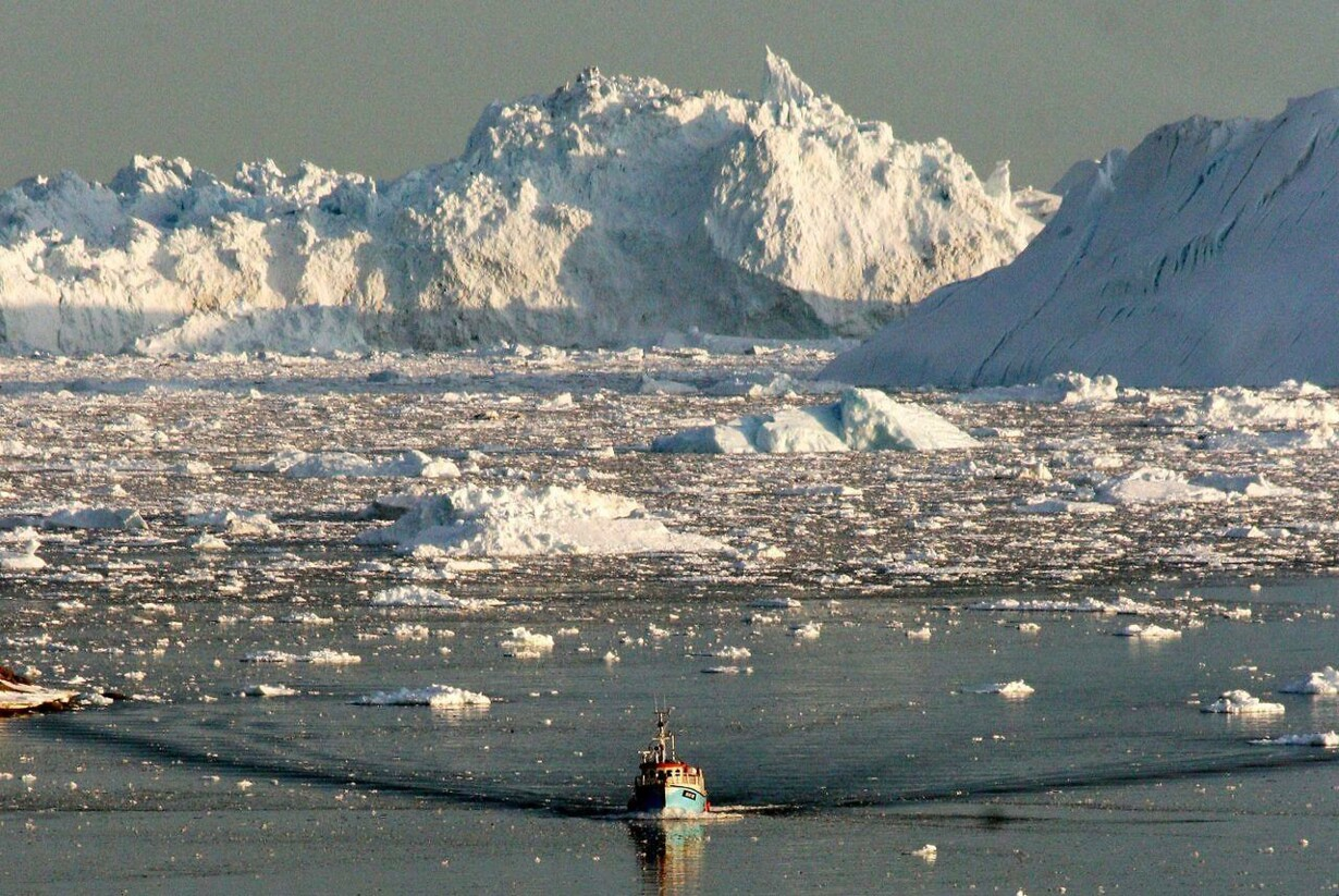 Sommervejr i Grønland slår varmerekord