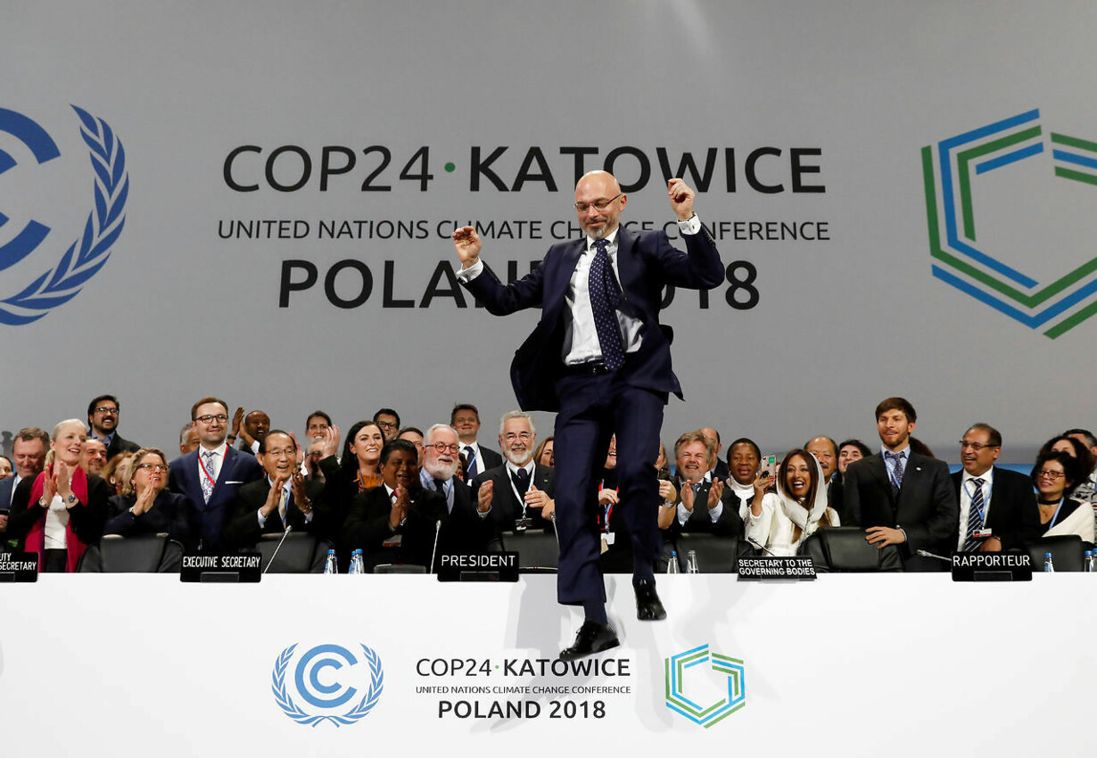 CLIMATE-CHANGE/ACCORD CLOSING