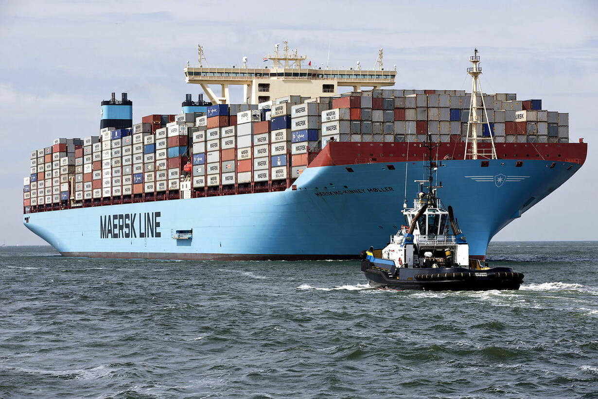 MAERSK-RESULTS/