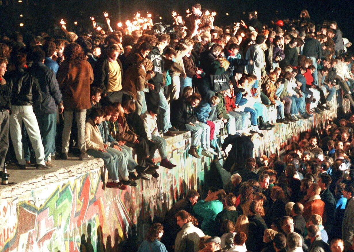 FILE GERMANY ANNIVERSARY OF PEACEFUL REVOLUTION
