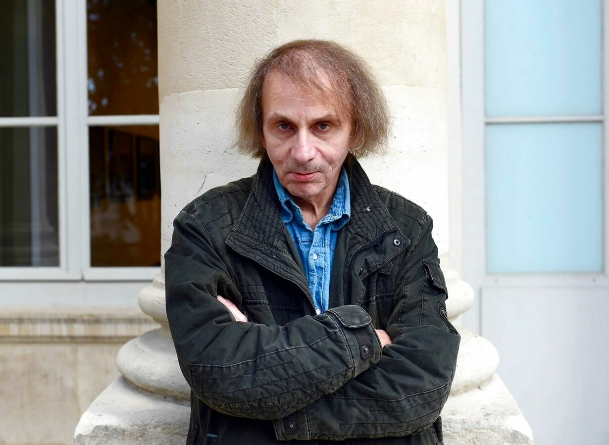 FILES-FRANCE-EXHIBITION-HOUELLEBECQ