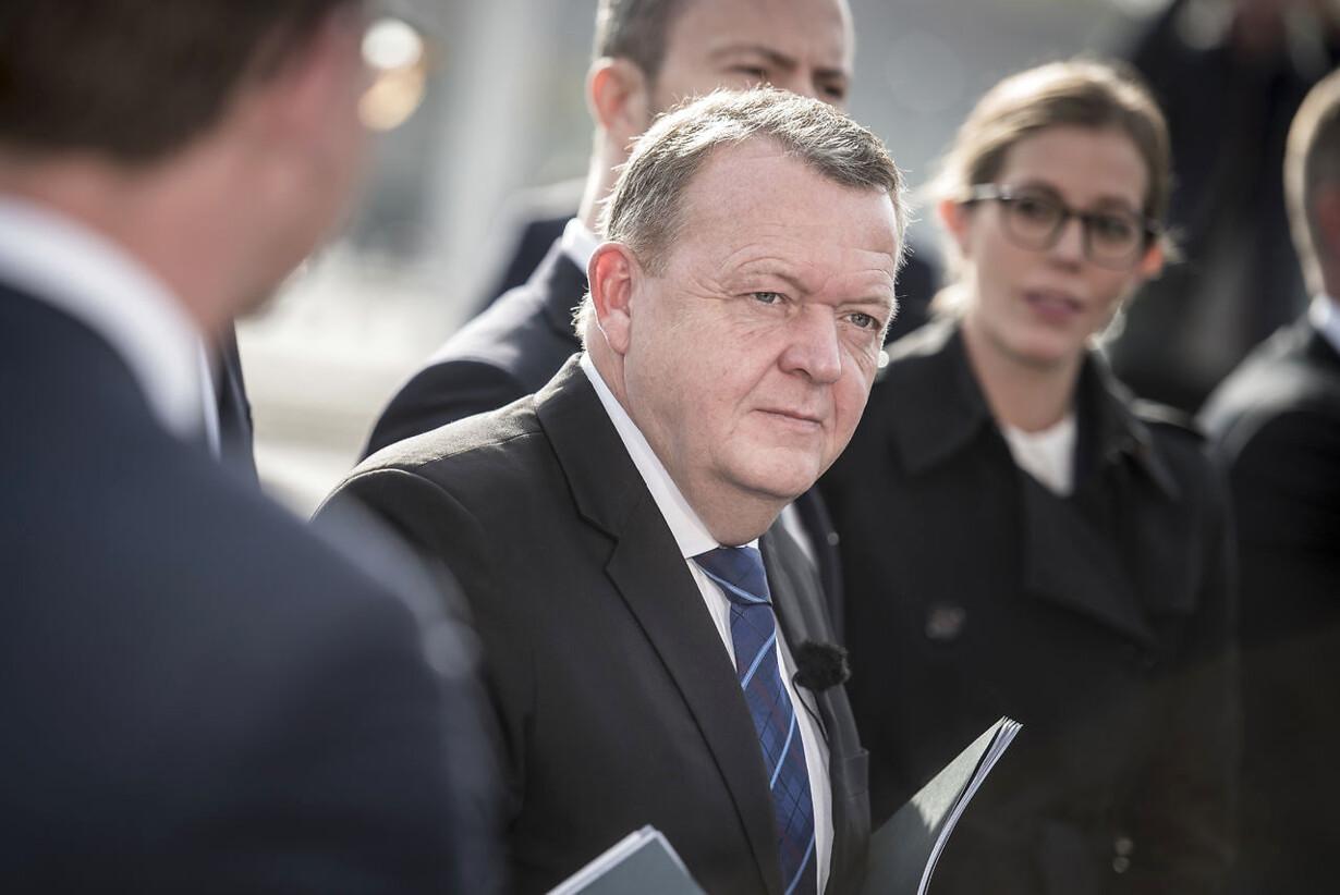 Løkke indleder lang valgkamp med sundhedsreform