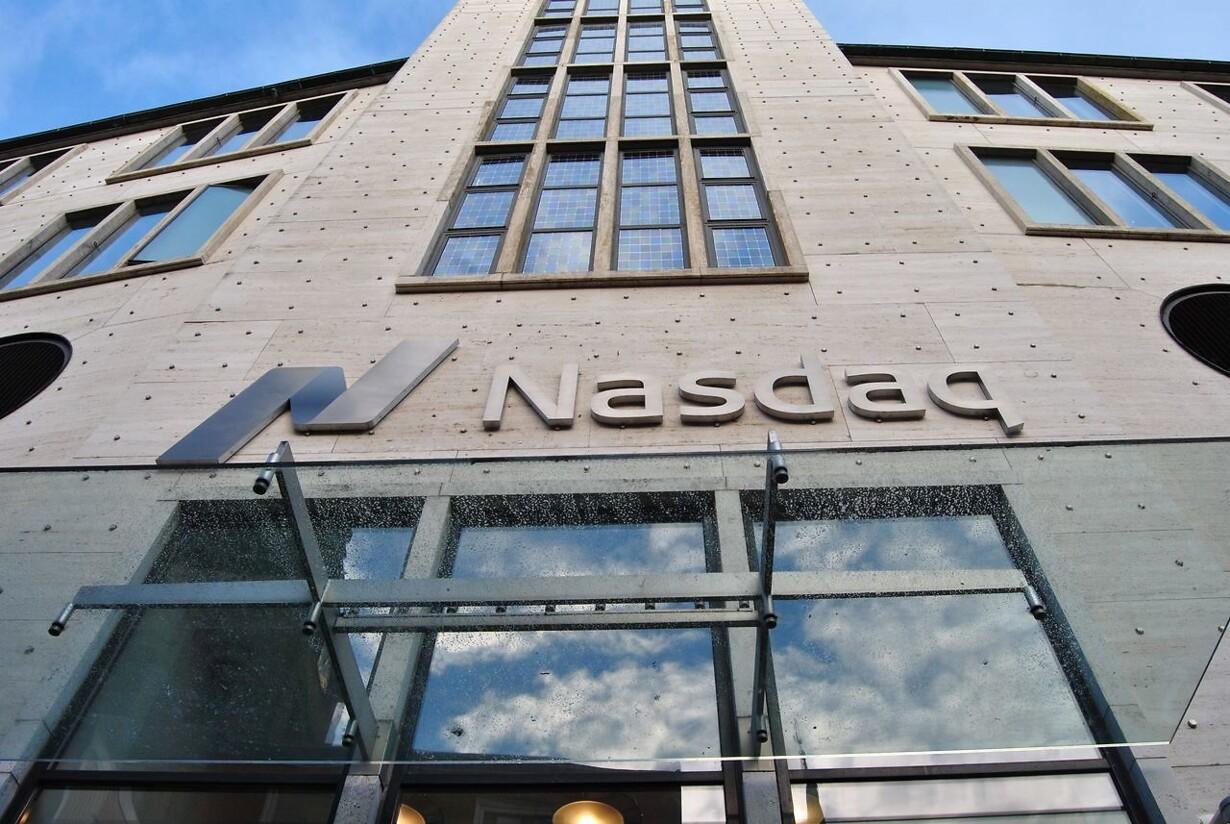 Danske aktier tager historisk stort fald