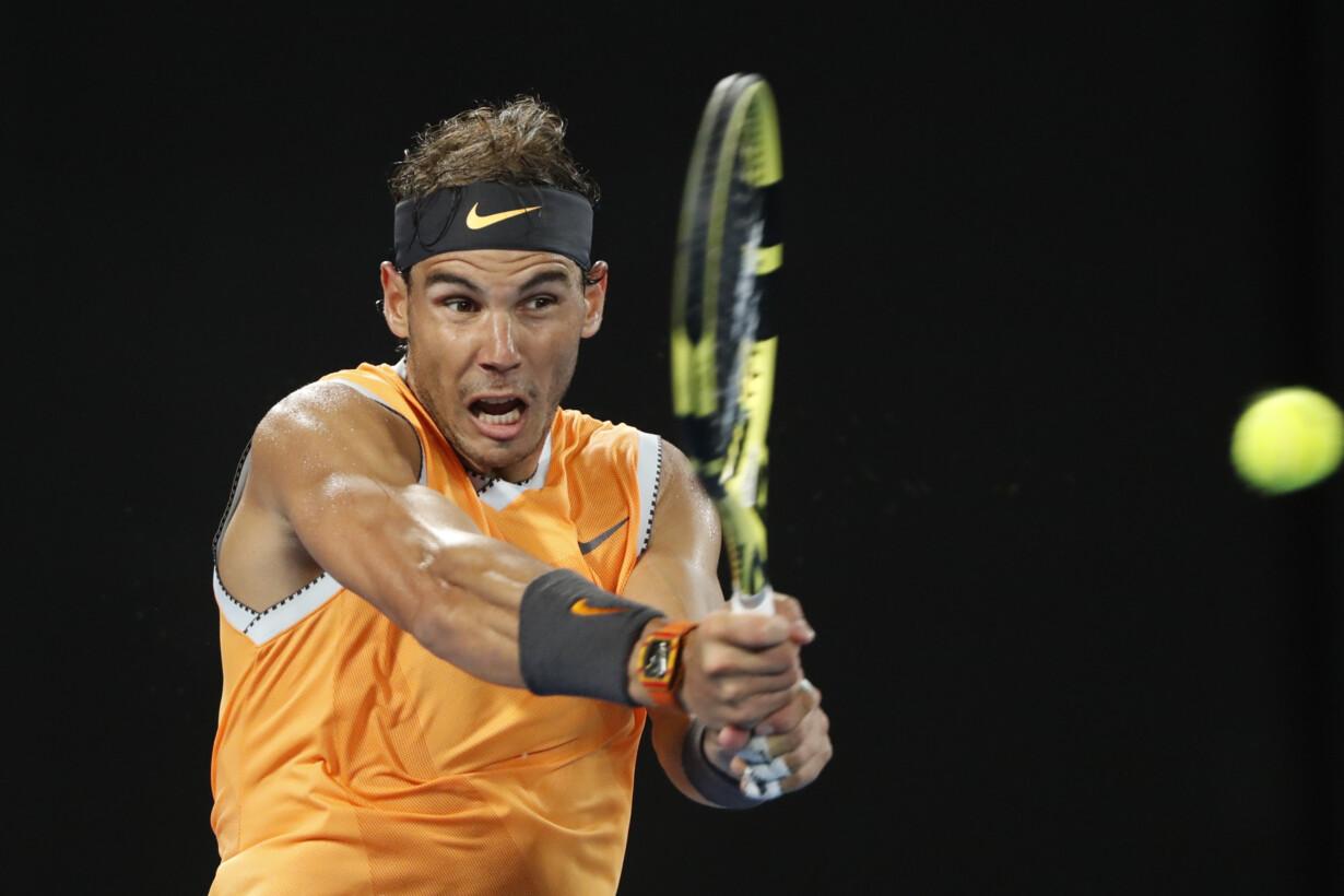Tennis - Australian Open - Thi