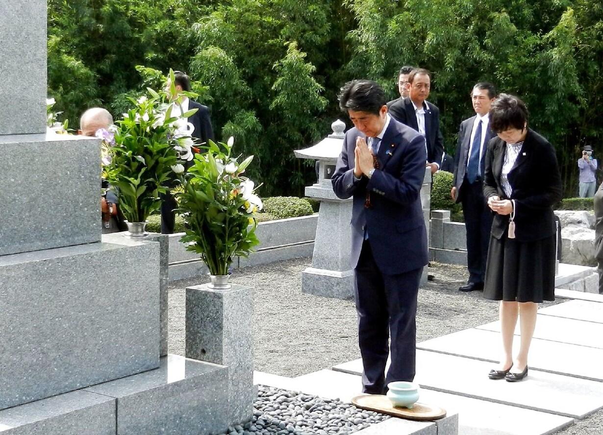 JAPAN-HISTORY-WWII-ANNIVERSARY-DIPLOMACY