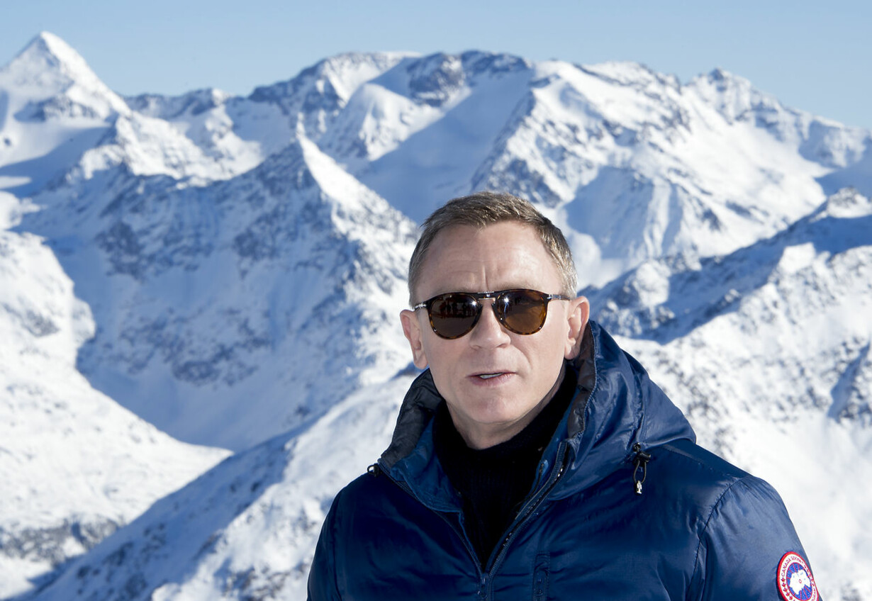 AUSTRIA-CINEMA-007-SPECTRE-BOND