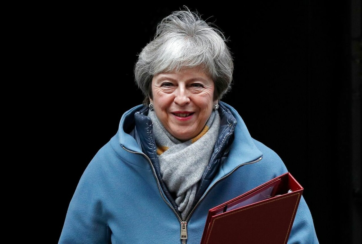 FILES-BRITAIN-EU-BREXIT-POLITICS-SCENARIOS