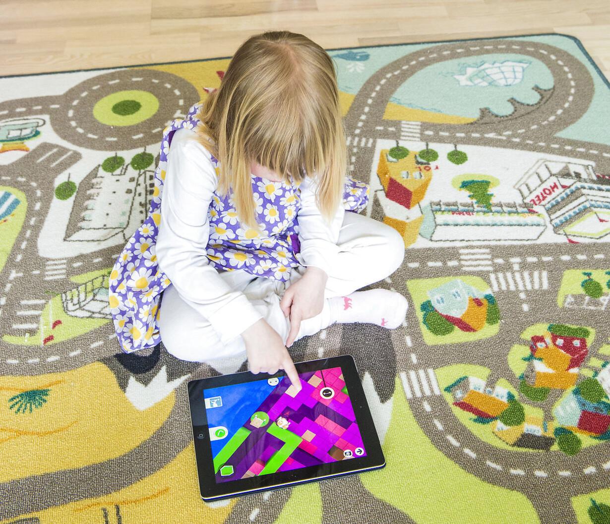 RB PLUS PFS Husk børnesikringen på din smartphone