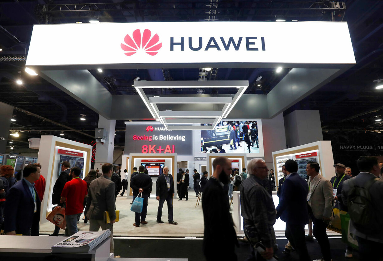 USA-CHINA/HUAWEI TECH