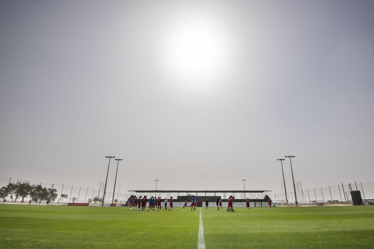 FC Midtjylland træningslejr i