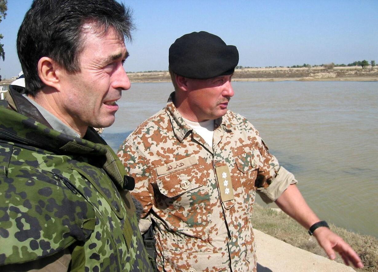 Fogh i Irak