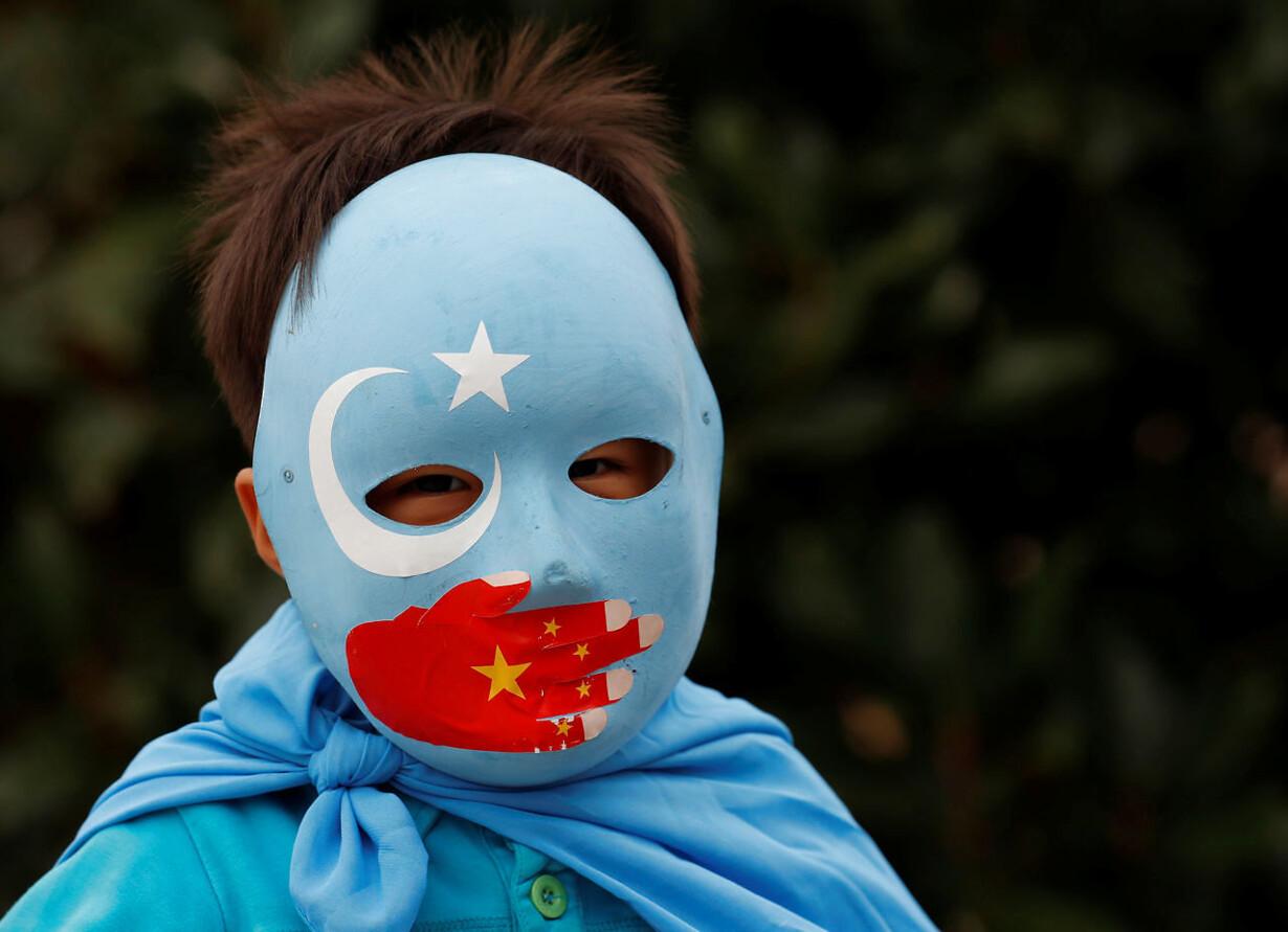 CHINA-RIGHTS/PROTESTS
