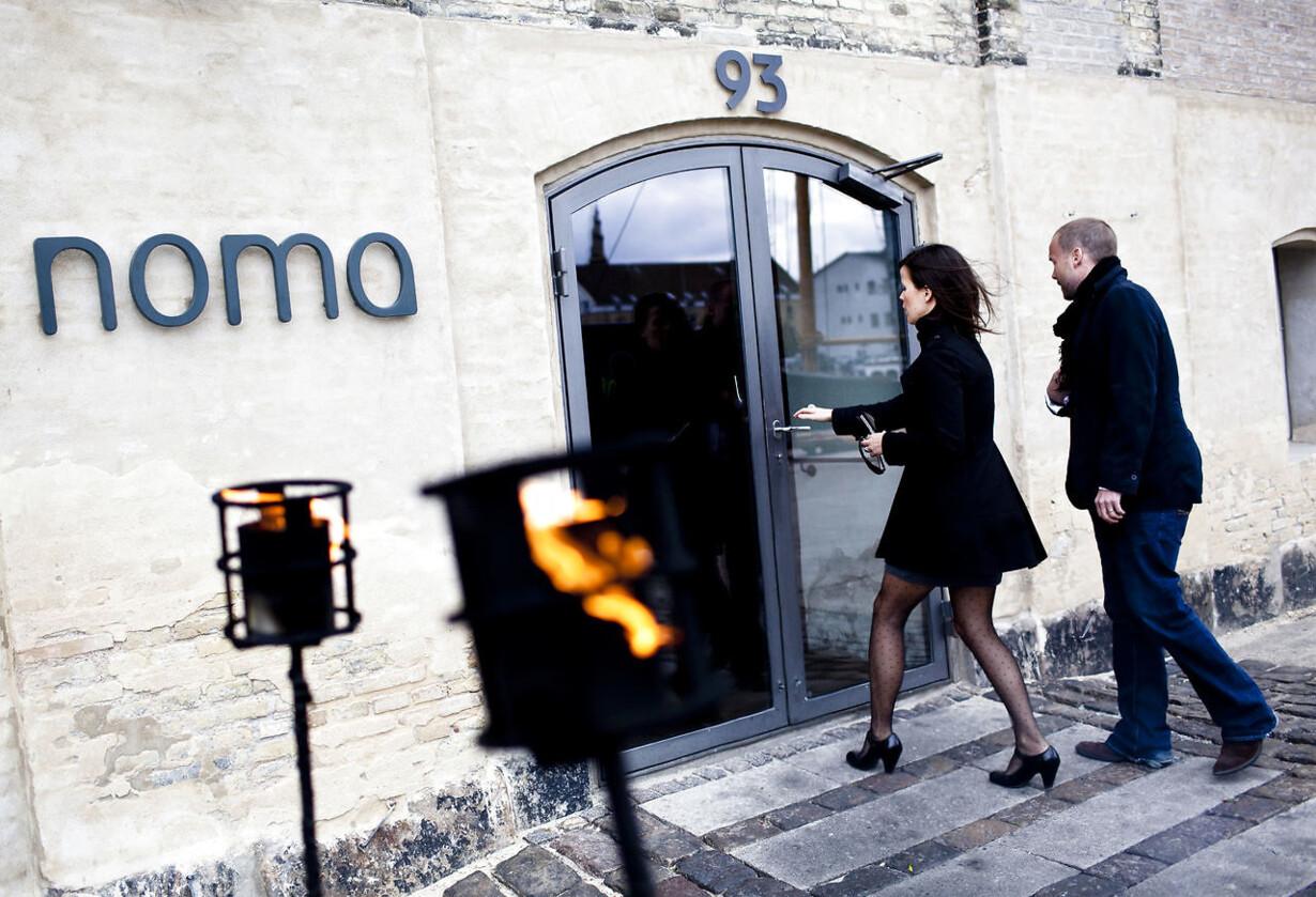 Noma er igen verdens bedste Noma snydt for tredje Michelinstjern
