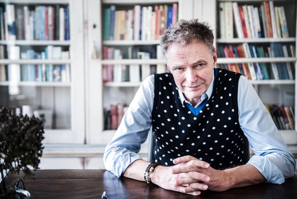 Medie: Klaus Riskær Pedersen har underskrifterne i hus