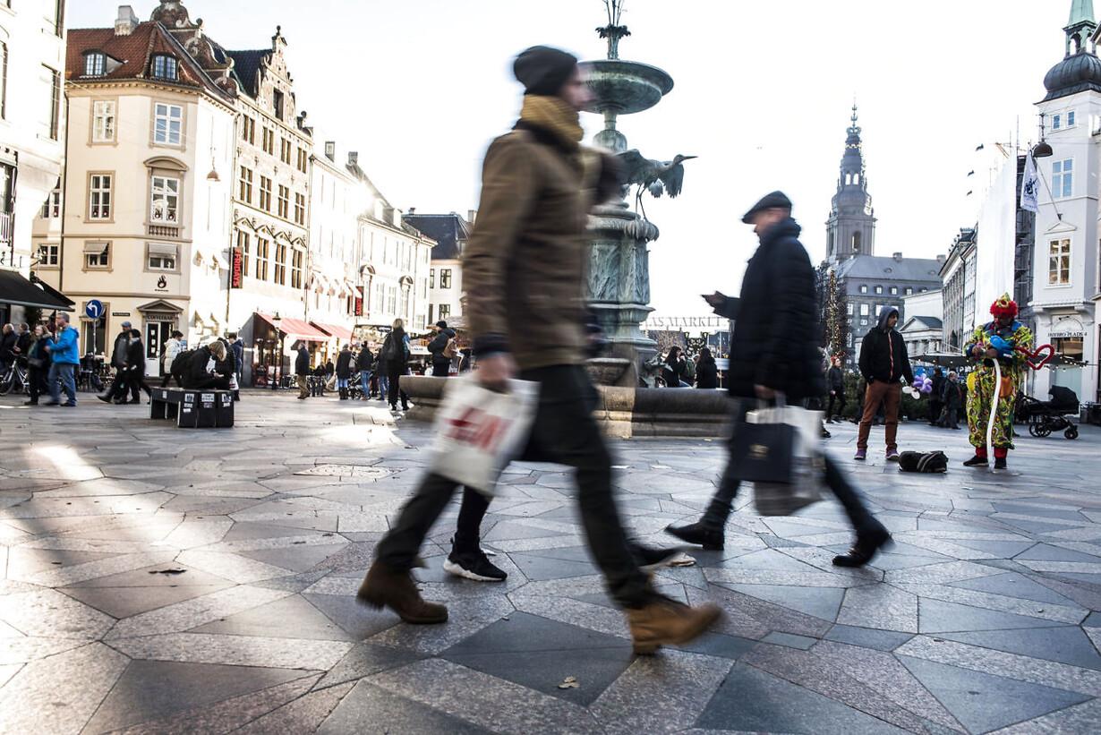 300.000 danskere spørges ud om helbredet
