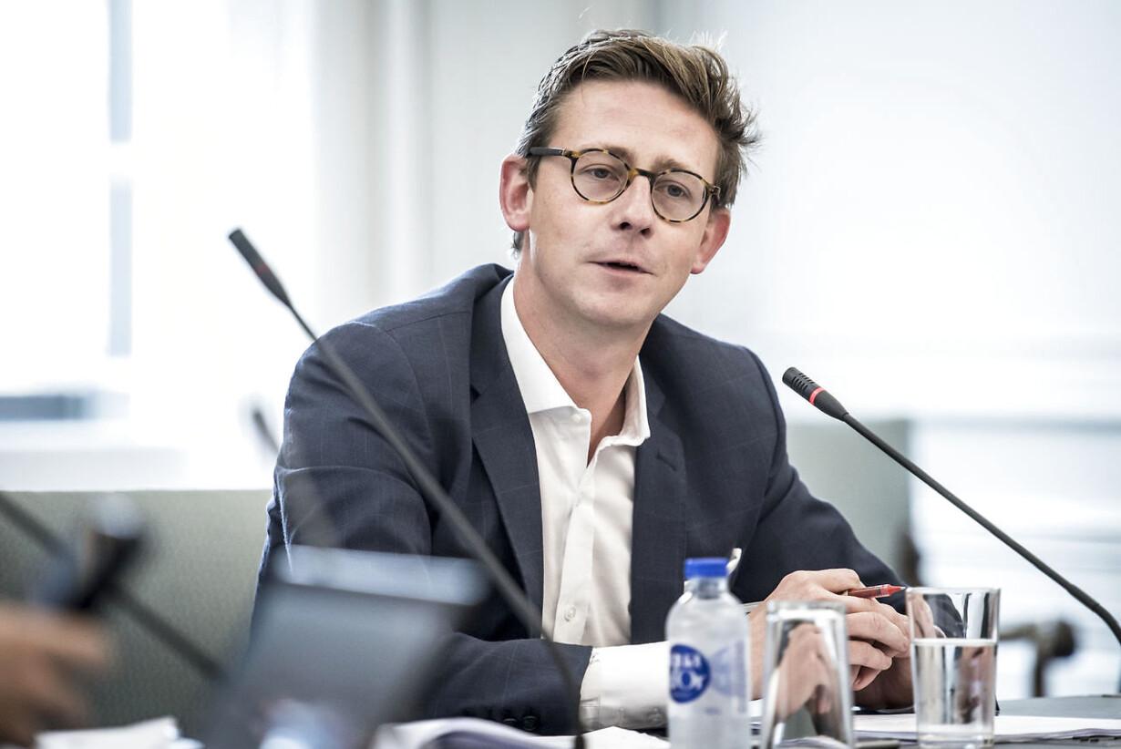 Minister undrer sig over advokatfirma i udbyttesagen