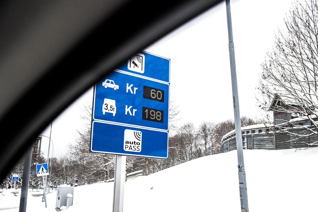 bomstationer indbringer milliarder i afgifter i Norge