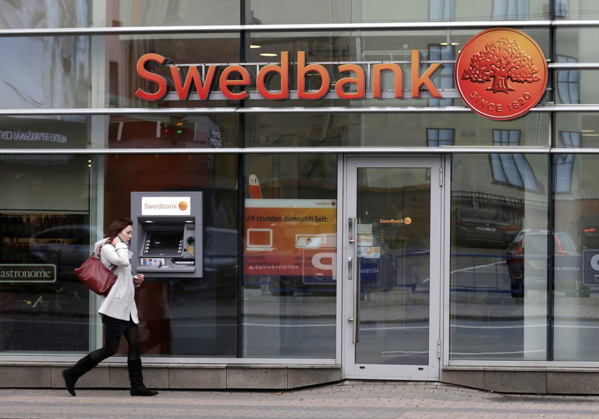 DANSKE BANK-MONEYLAUNDERING/SWEDBANK