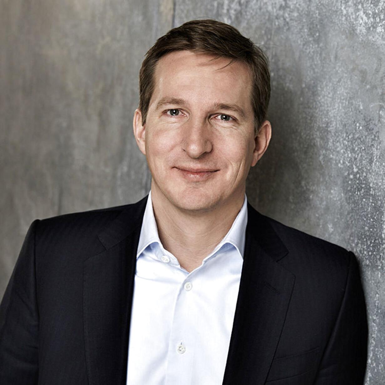 Christian Ørsted PR-foto