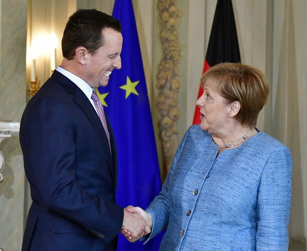 FILES-GERMANY-US-DIPLOMACY-NATO-DEFENCE