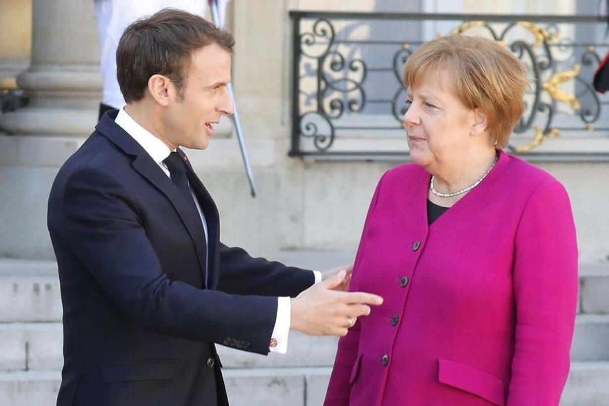 FRANCE-EUROPE-CHINA