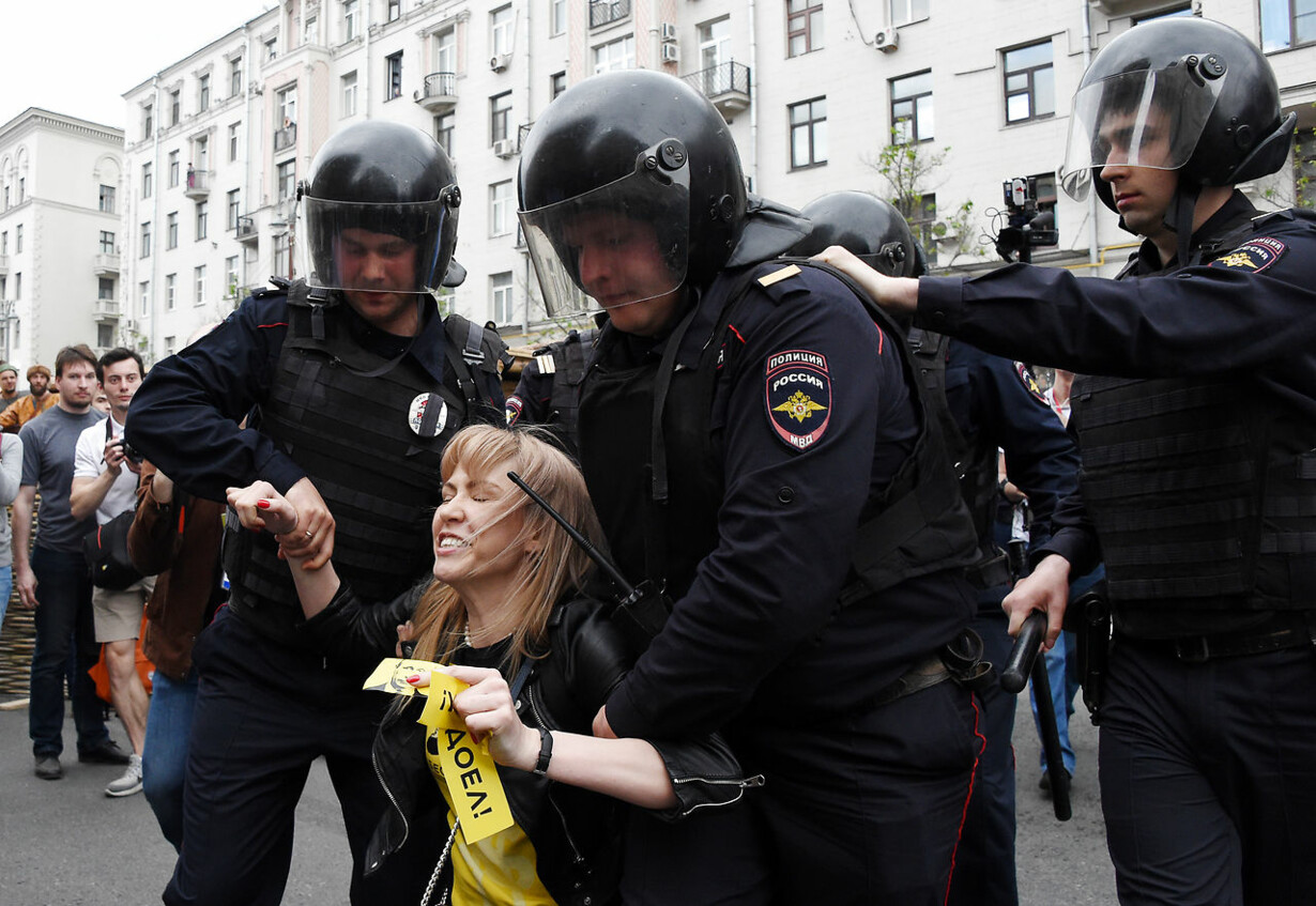 RUSSIA-OPPOSITION-PROTEST