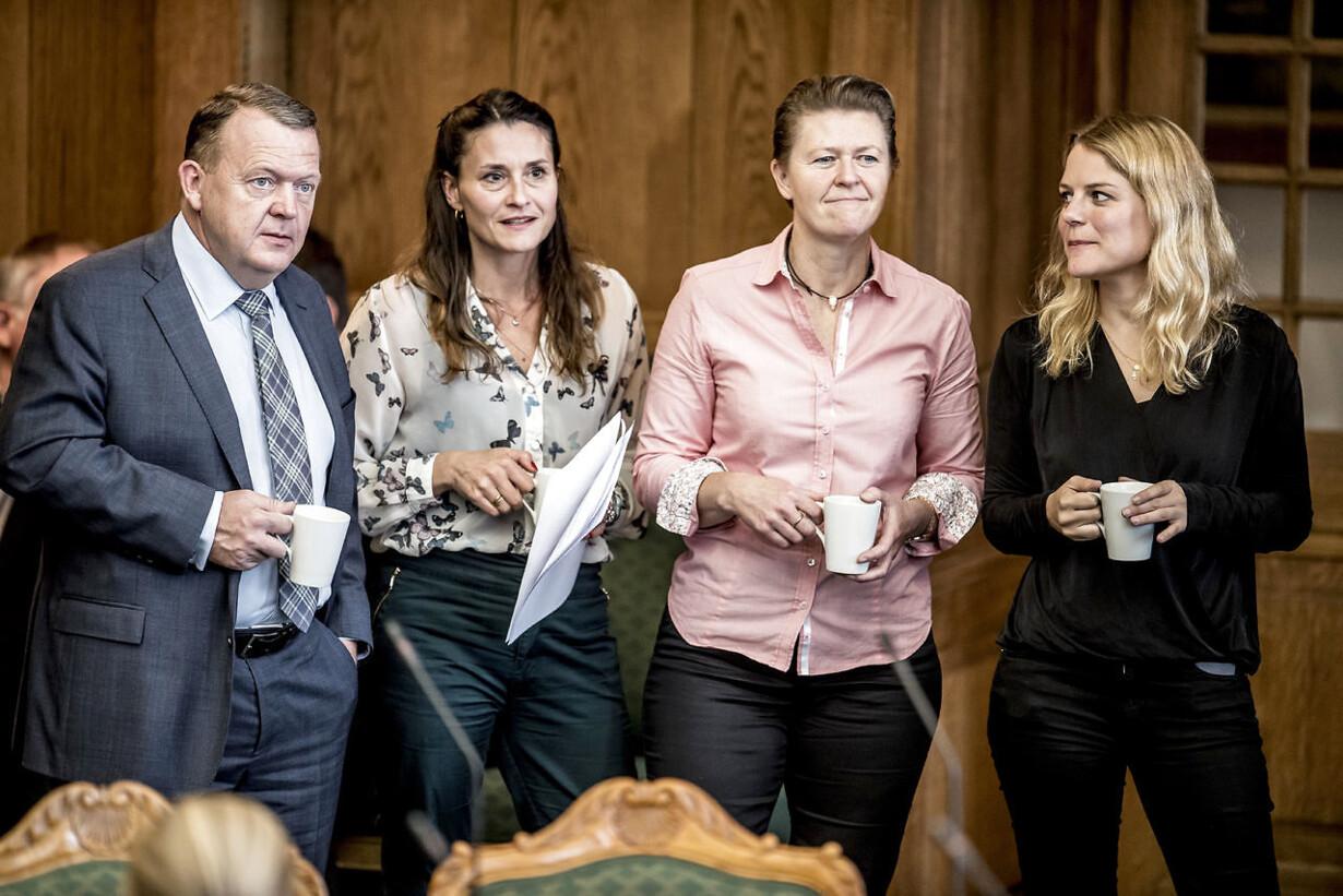 Bestyrelsesposter Folketingets åbningsdebat