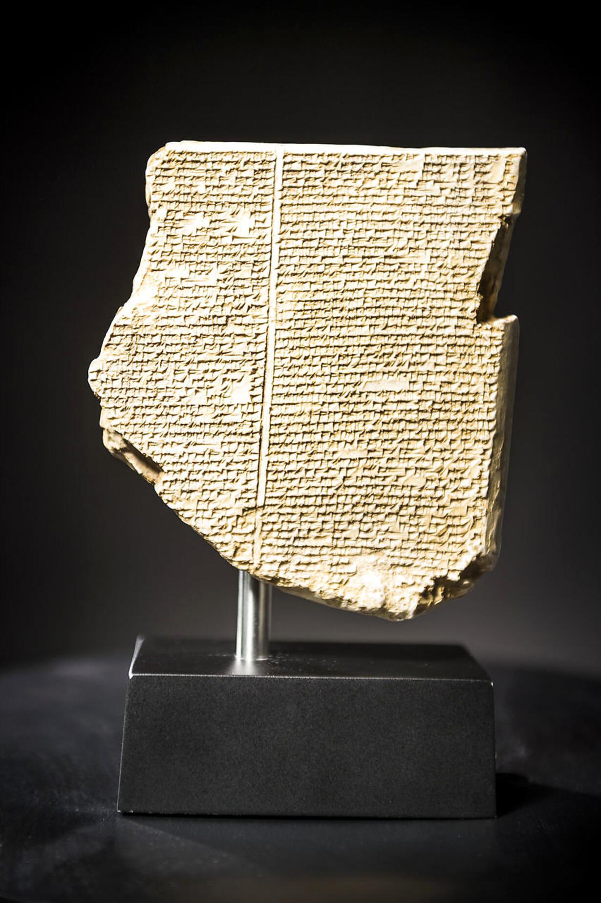GilgameshTavle