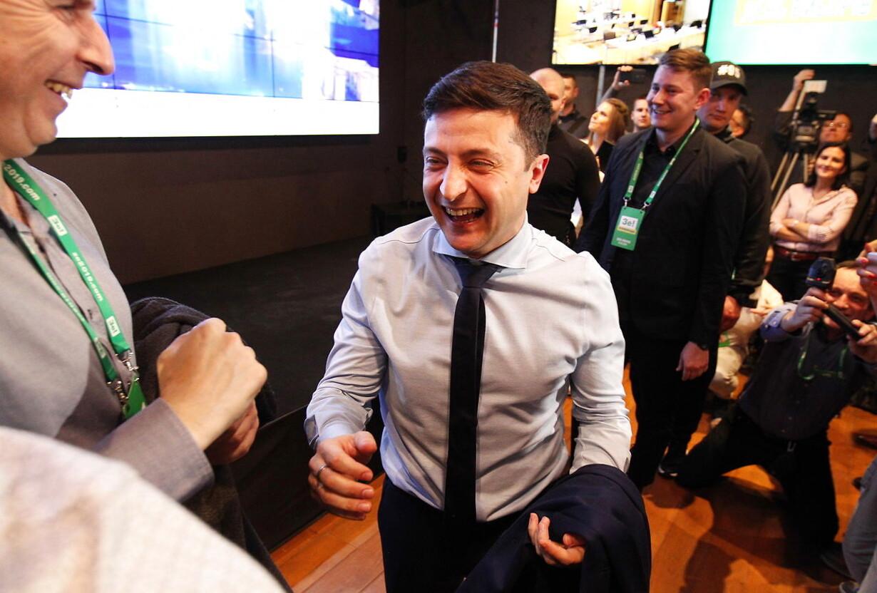UKRAINE PRESIDENTIAL ELECTIONS