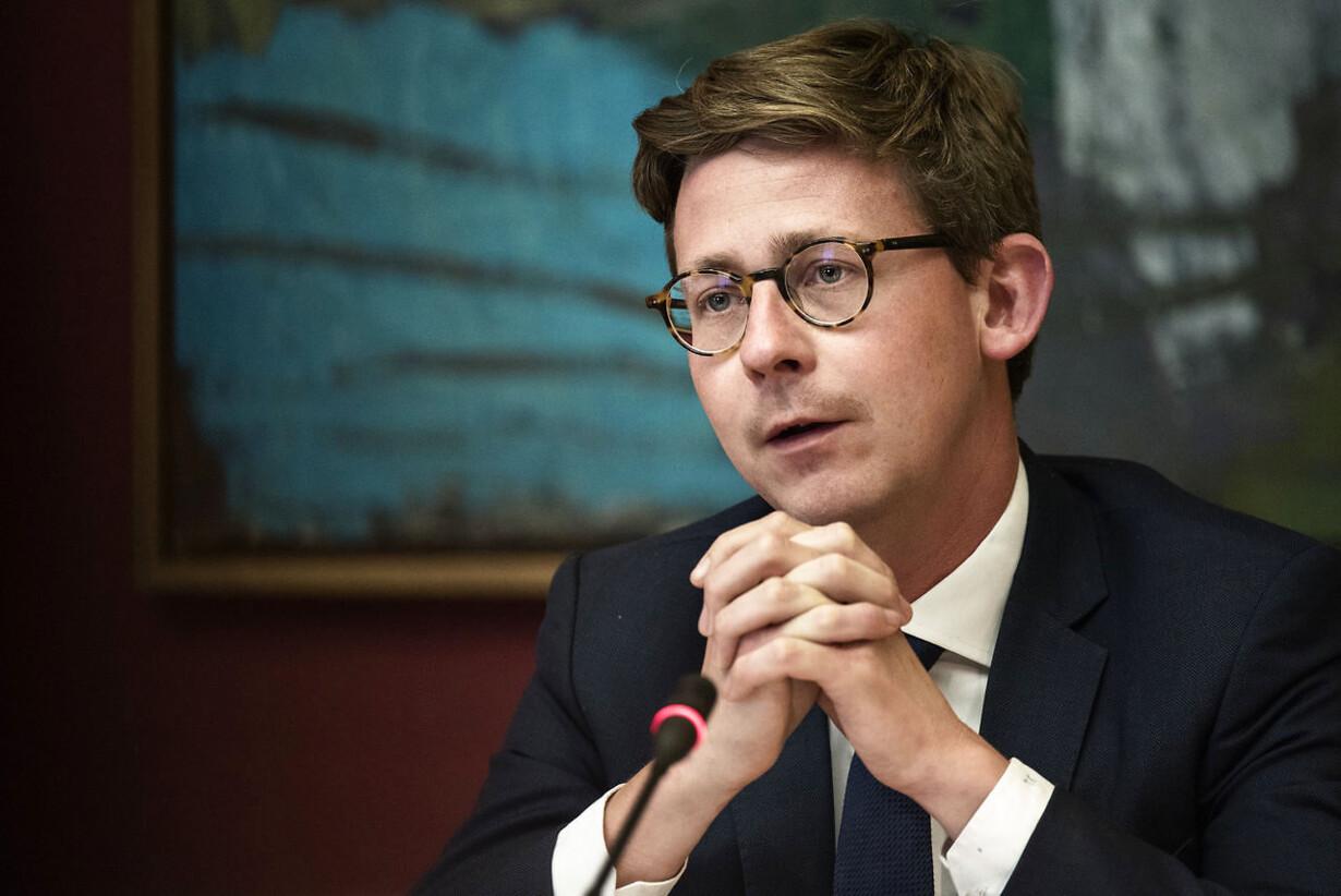 Minister: Vi har meget lang vej igen til enkel skattelov
