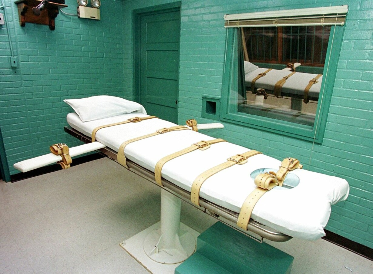 US-JUSTICE-RIGHTS-EXECUTION-PHARMECEUTICAL-TRIAL-FILES