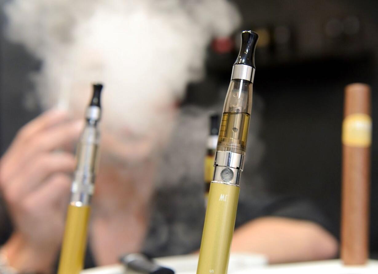 Kræftens Bekæmpelse vil have lov mod e-cigaretter til børn