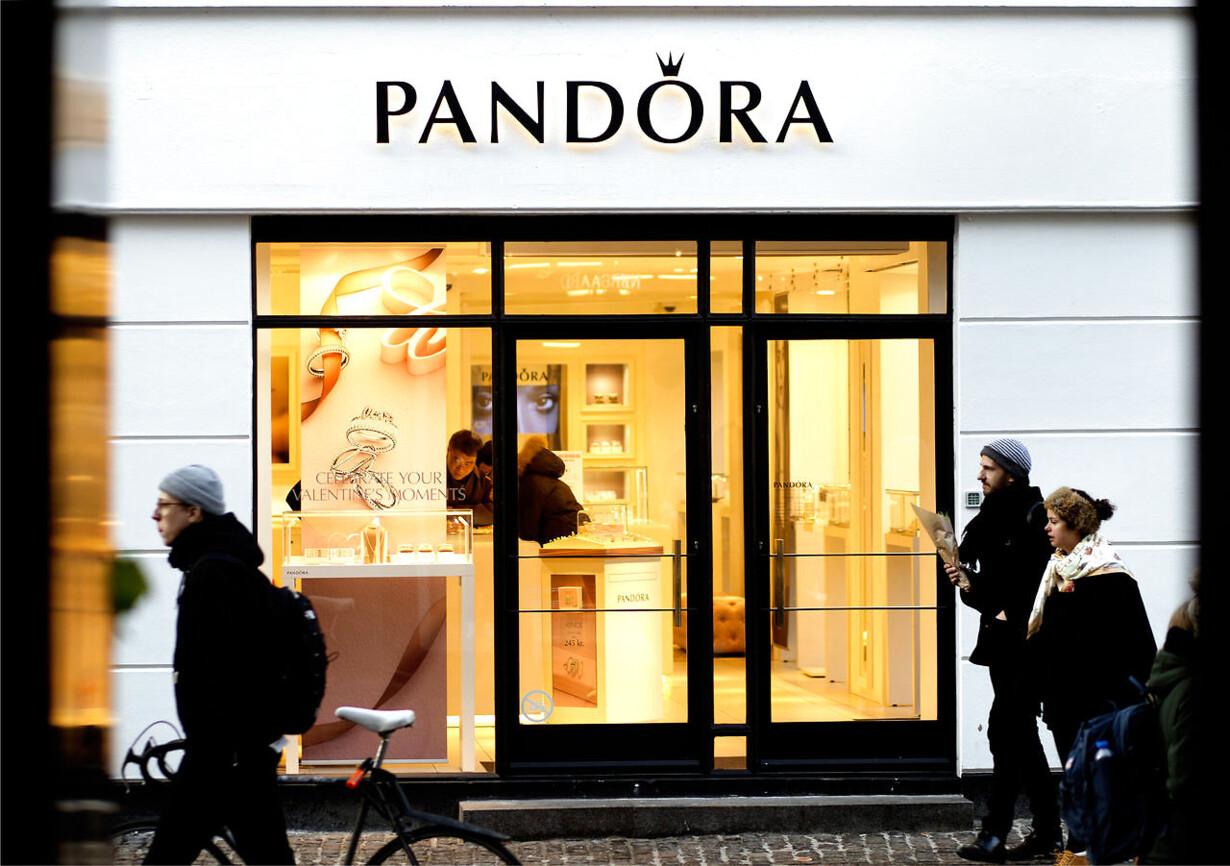 Smykkeselskabet Pandora kommer med regnskab for de første seks