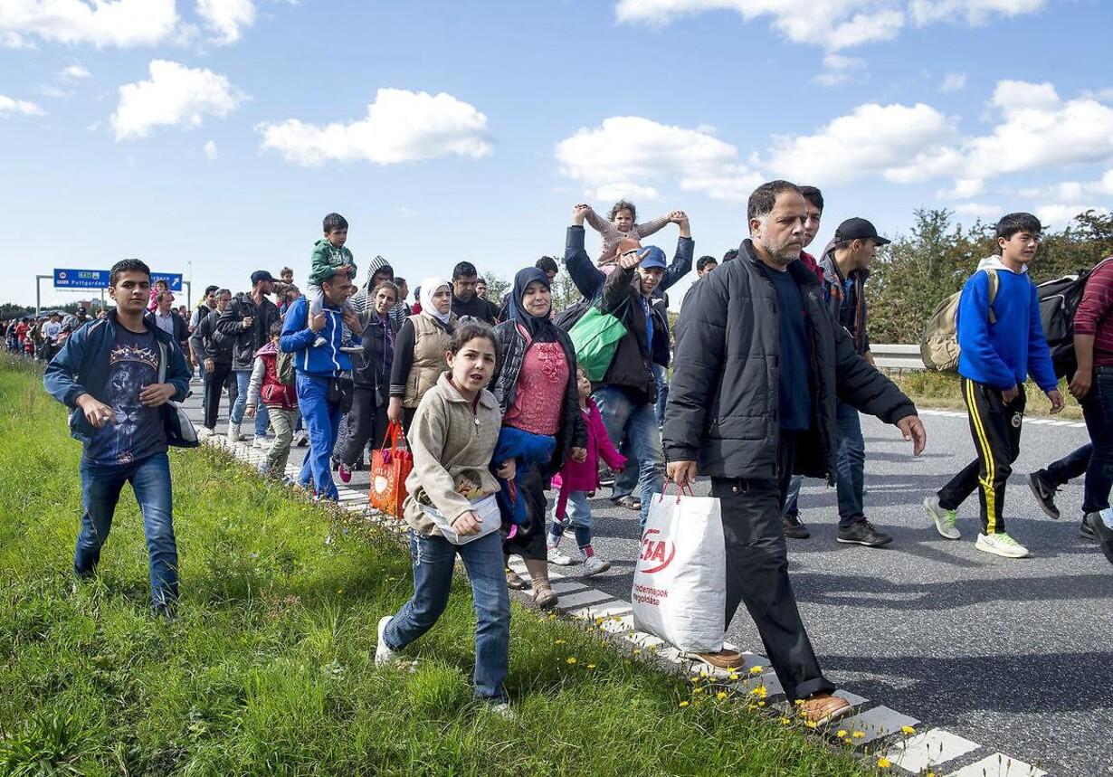 S vil have flygtninge i job fra dag ét Flygtning2015