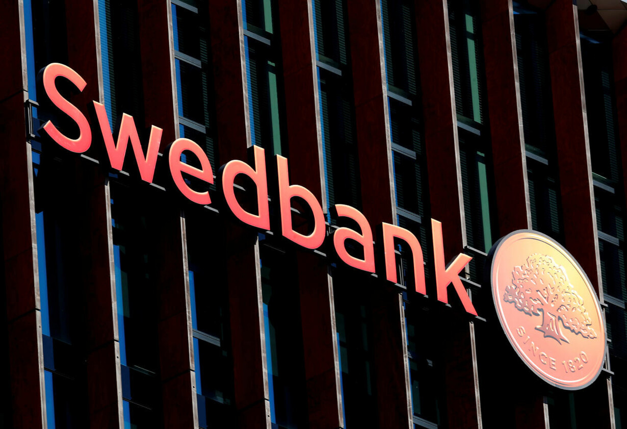 EUROPE-MONEYLAUNDERING/SWEDBANK