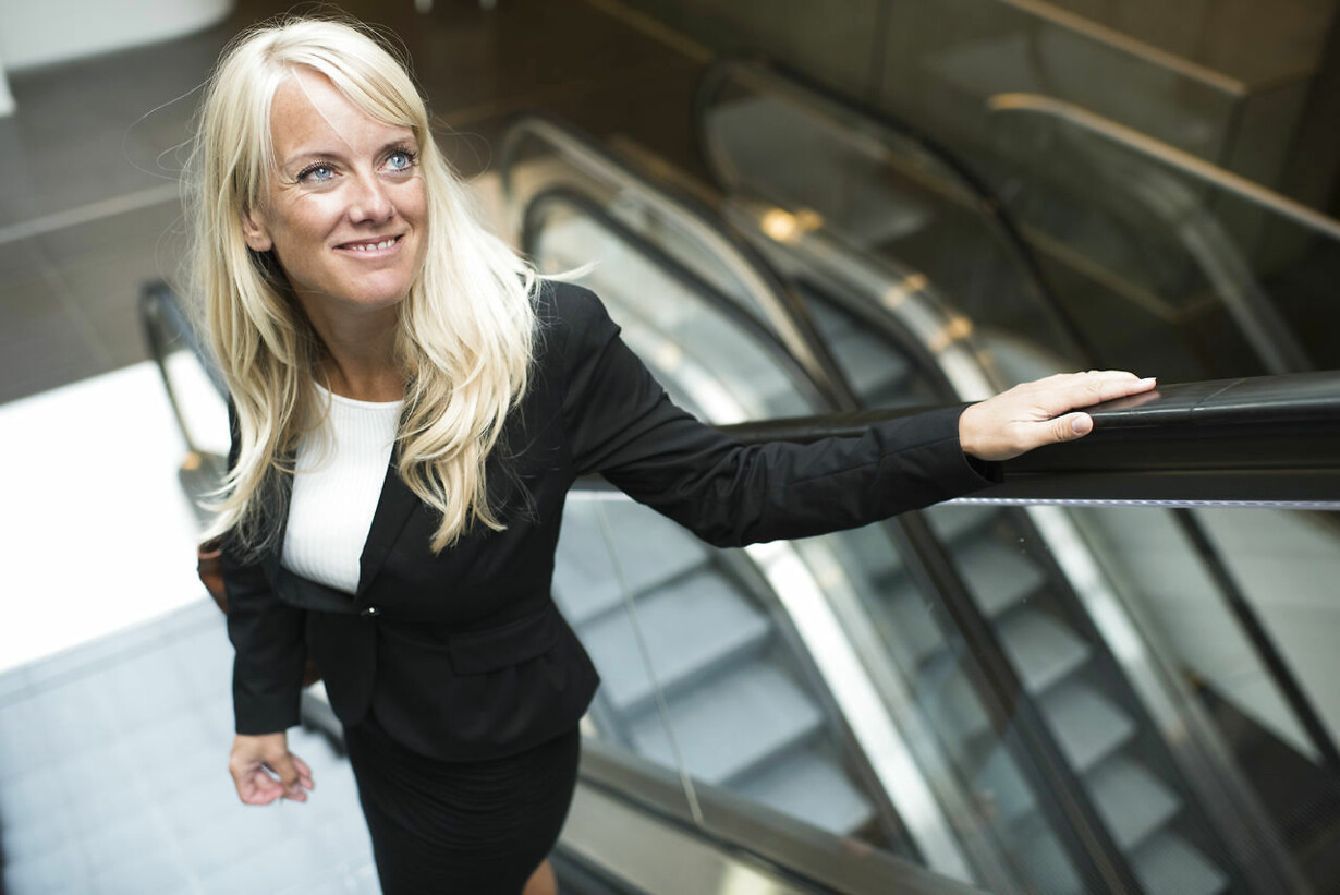 Pernille Vermund formand for partiet Ny Borgerlige