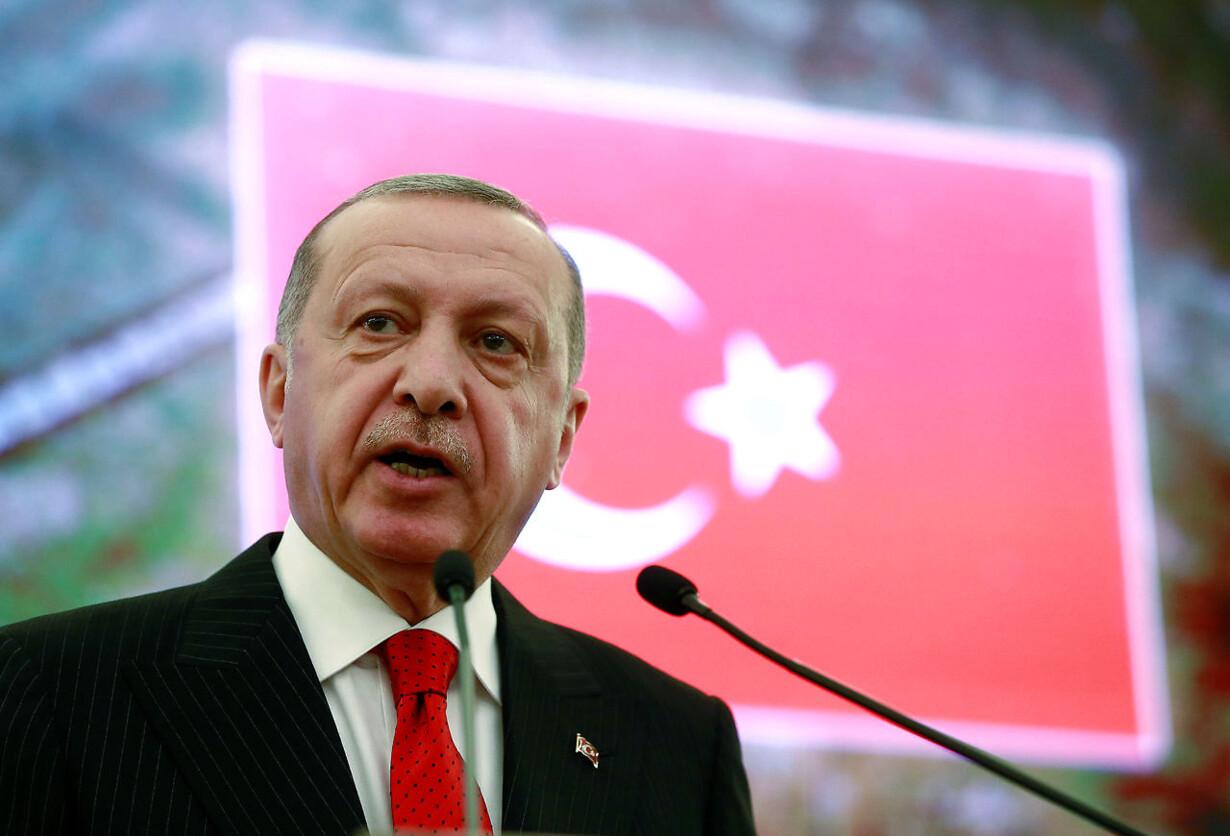 TURKEY-CYPRUS/DRILLING-ERDOGAN