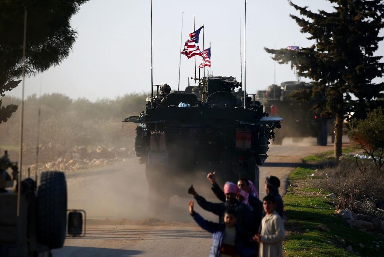 FILES-SYRIA-US-CONFLICT