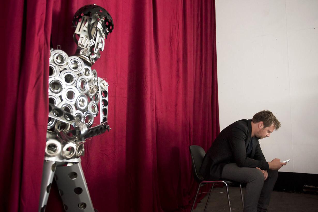 Robotterne kommer!