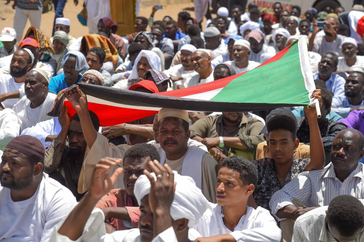 SUDAN-UNREST-DEMO - 2019051804