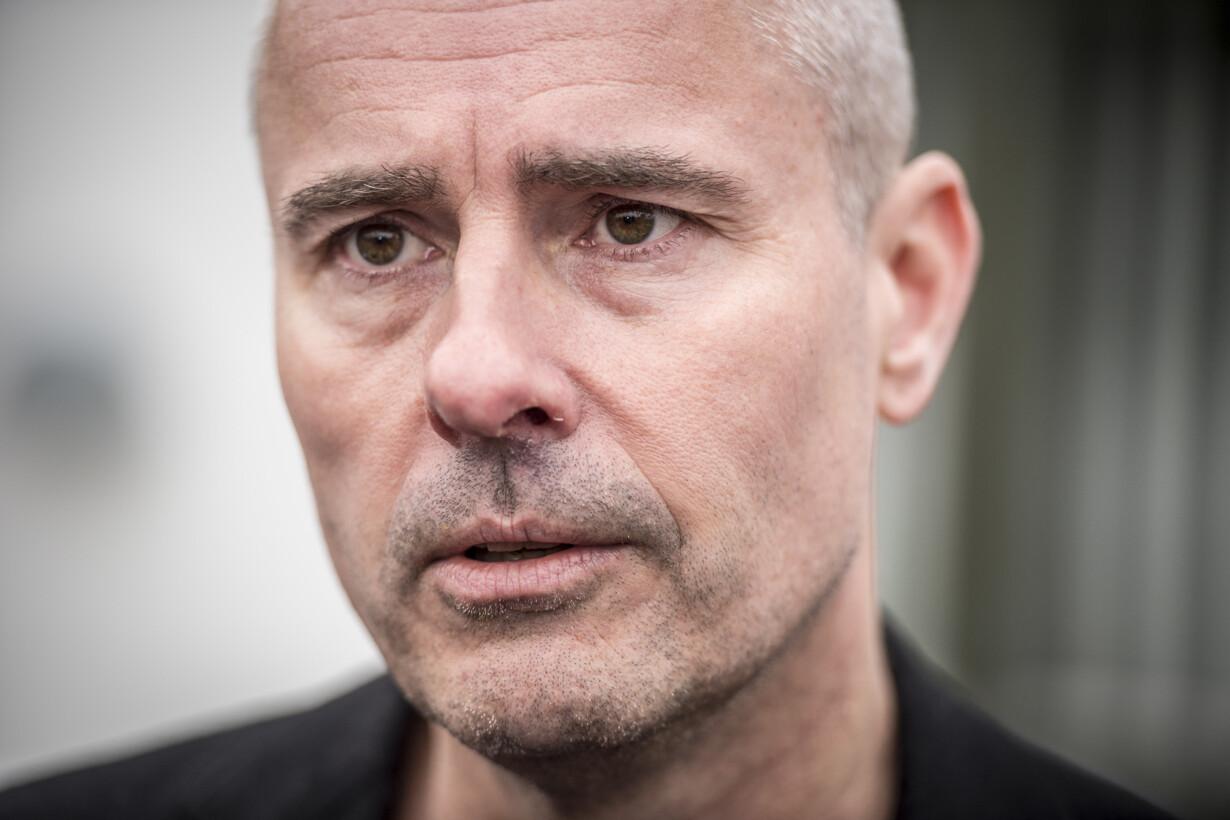 1. maj: Henrik Sass Larsen tal