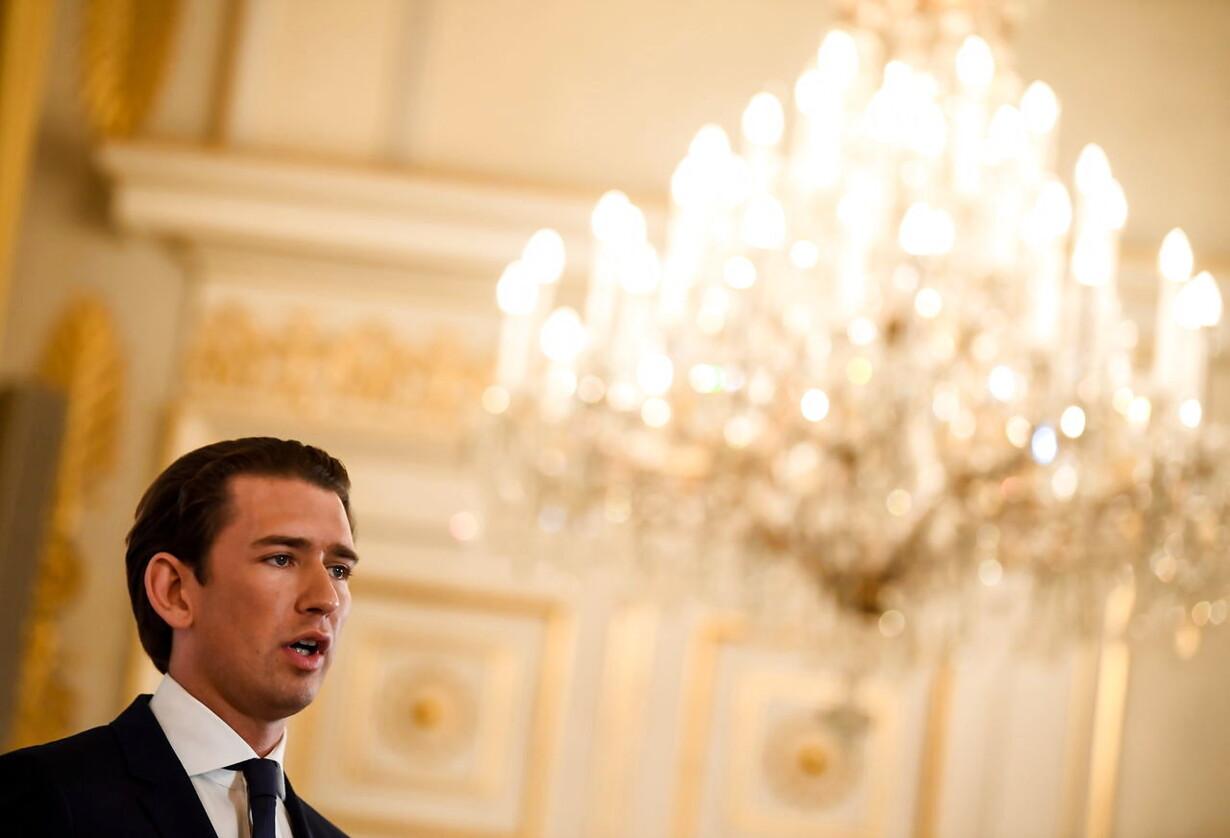 AUSTRIA GOVERNMENT FPOE STRACHE CORRUPTION SCANDAL