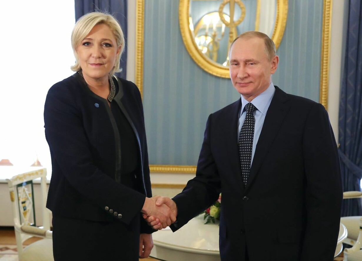 RUSSIA FRANCE DIPLOMACY