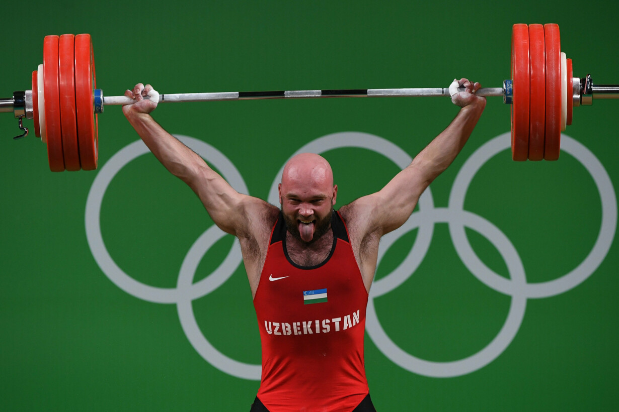 WEIGHTLIFTING-OLY-2016-RIO - 2