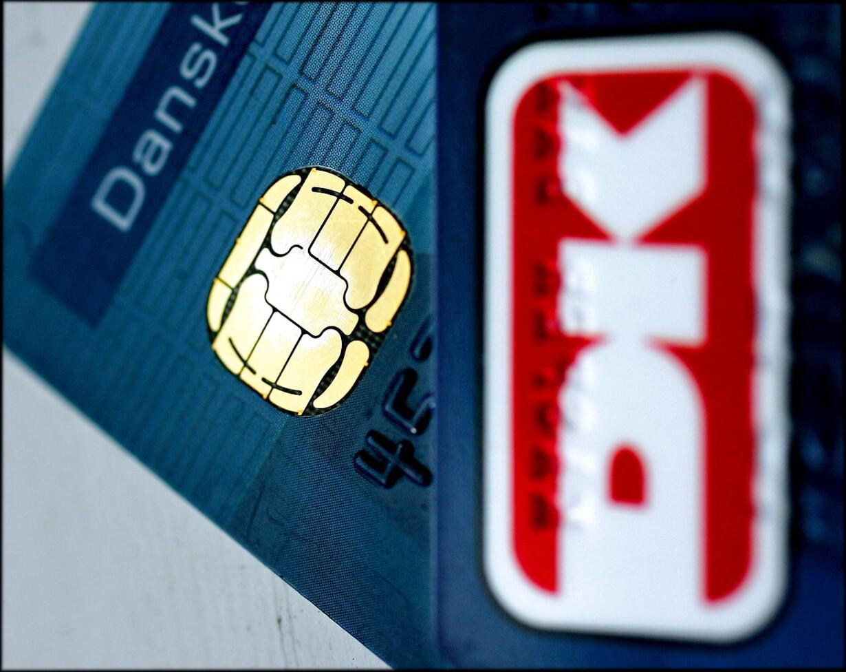 Kreditkort dankort