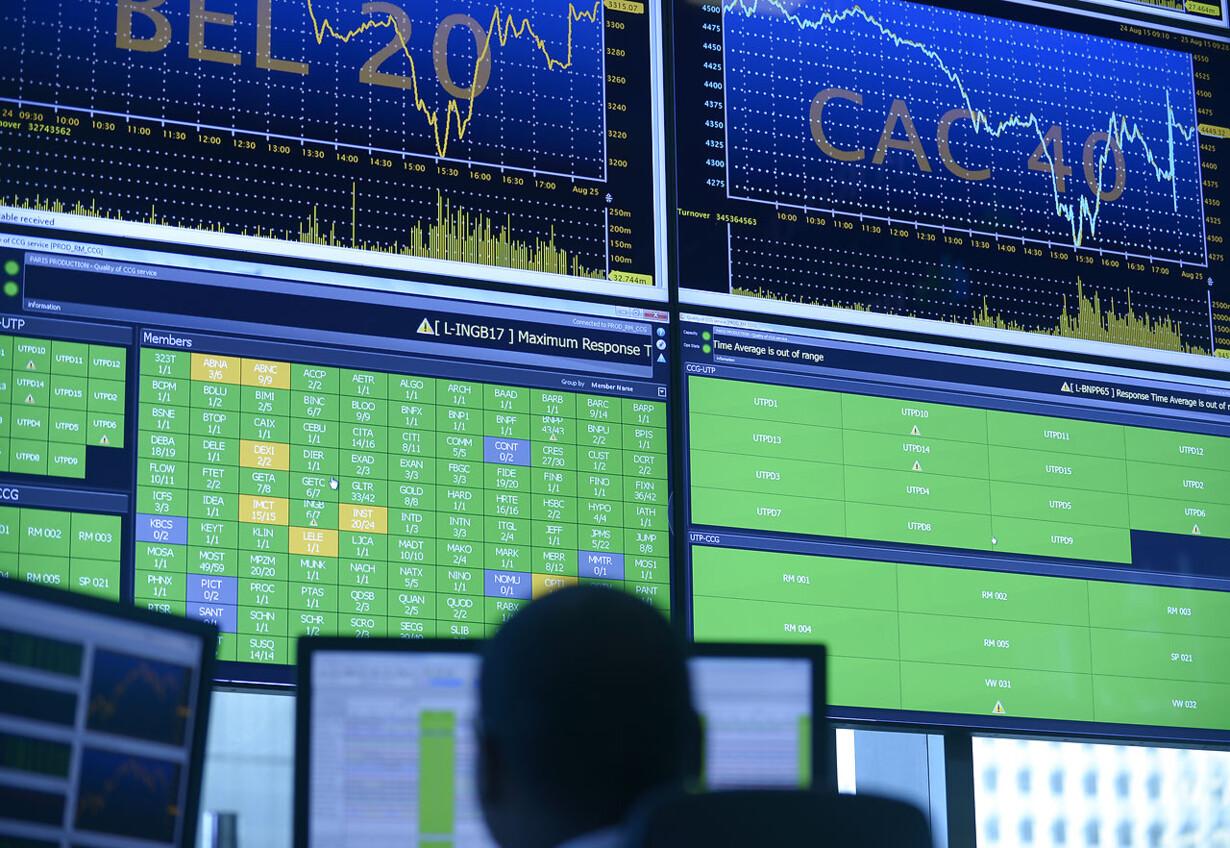 FRANCE-EURONEXT-STOCKS-EUROPE
