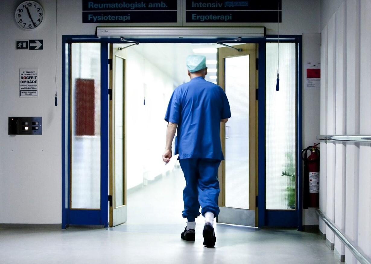 Kræftplan Læge Danmark halter stadig med organdonationen Inddr
