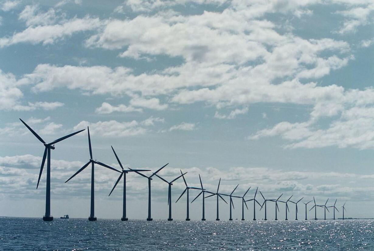 Grøn energi Vindmøller Minister ryster kritik af løsning på