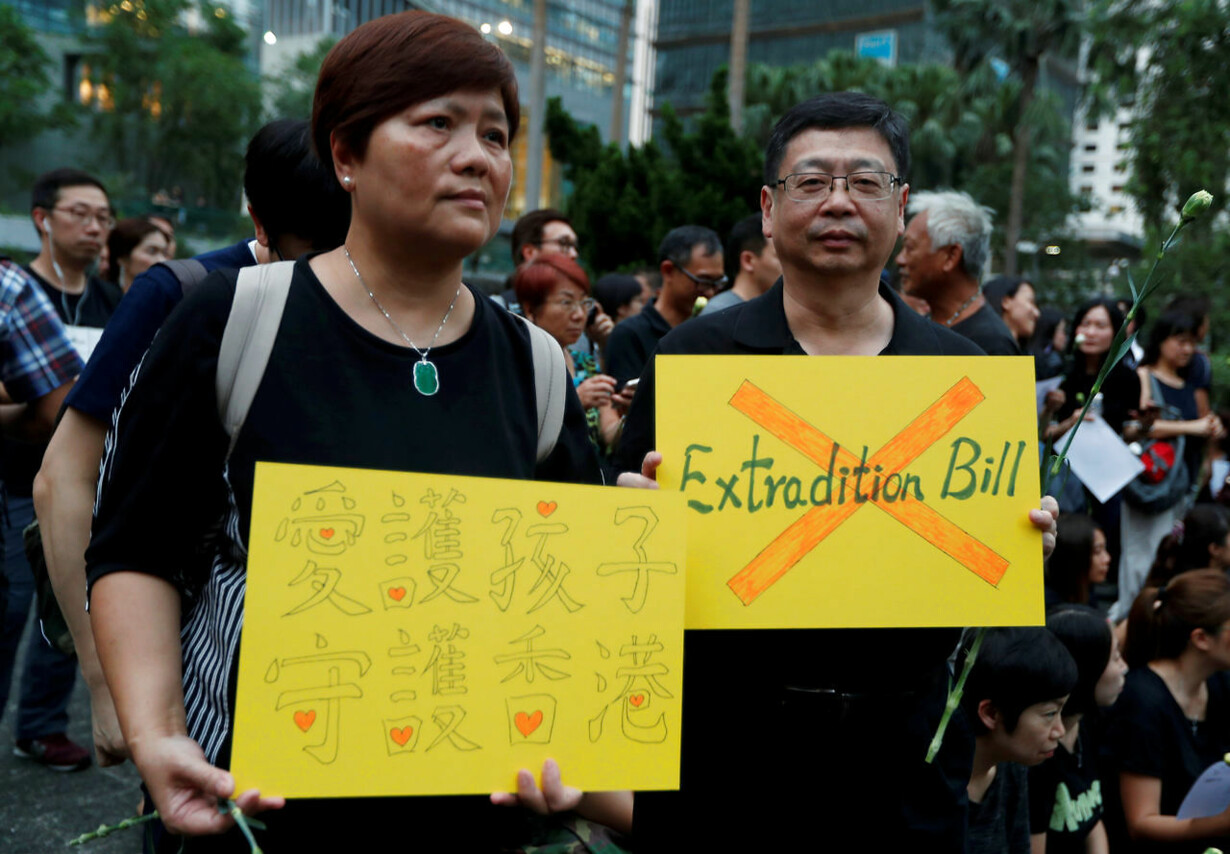 HONGKONG-EXTRADITION/