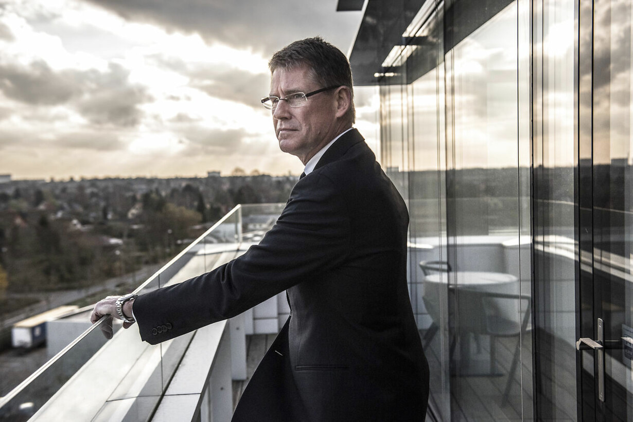 Lars Rebien Sørensen i klimadebat